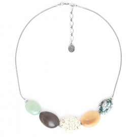 Necklace Galets - Nature Bijoux