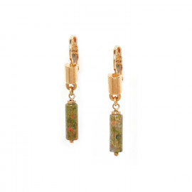 Earrings Pipeline - Nature Bijoux