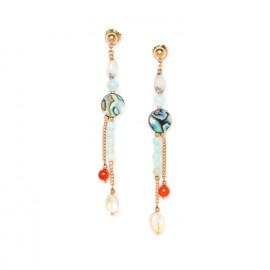 Earrings Plumage - Nature Bijoux