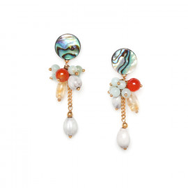 Earrings Plumage - Nature Bijoux
