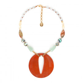 Necklace Plumage - Nature Bijoux