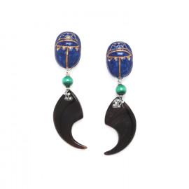 Boucles Sekhmet - Nature Bijoux