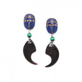 Earrings Sekhmet - Nature Bijoux