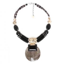 Collier Serval - Nature Bijoux