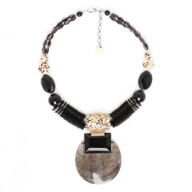 Necklace Serval - Nature Bijoux