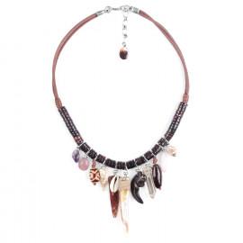 Necklace Talisman - Nature Bijoux