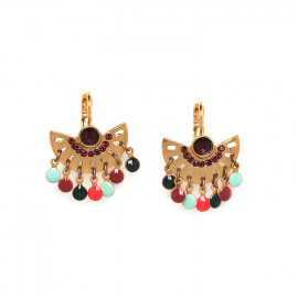 Earrings Anita - Franck Herval