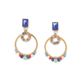 Earrings Clarisse - Franck Herval