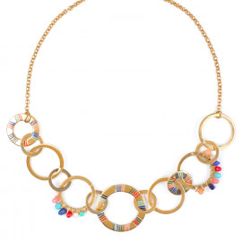Necklace Clarisse - Franck Herval