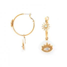 Earrings Iris - Franck Herval