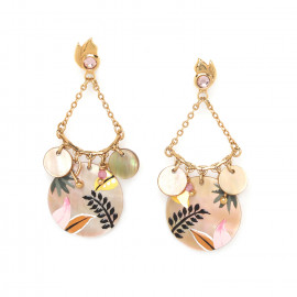 Earrings Laurette - Franck Herval
