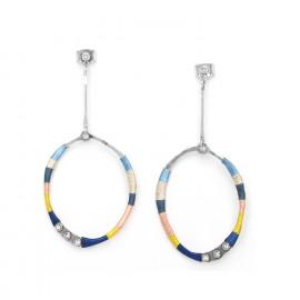 Earrings Liselle - Franck Herval