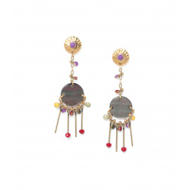 Earrings Louisa - Franck Herval