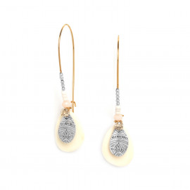 Earrings Manoa - Franck Herval