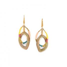Earrings Melly - Franck Herval