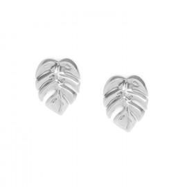 Earrings Monstera - Ori Tao