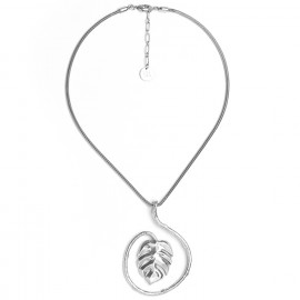 Necklace Monstera - Ori Tao