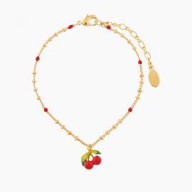 Cherry charms bracelet 40 souvenirs -