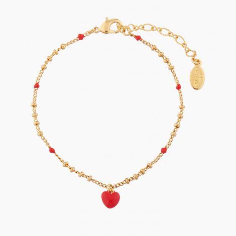 heart charms bracelet 40 souvenirs