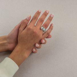 Silver 925 ring - Jalan Jalan