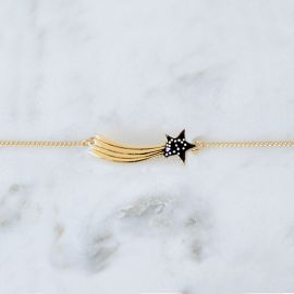 Cosmic shooting star bracelet Cosmique - Grizzly Chéri