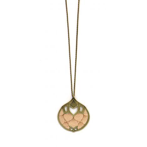 EPANOUIE half long necklace