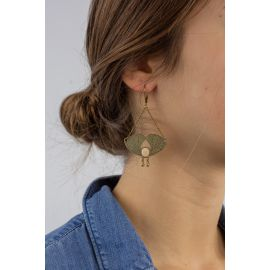 Bigl Hook earrings SPHYNX - Amélie Blaise