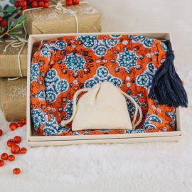Coffret Noël pochette Jamini + Mono boucle souvenir -