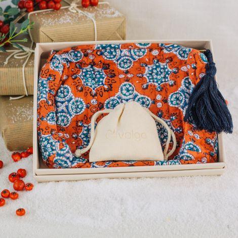 Coffret Noël pochette Jamini + Mono boucle souvenir