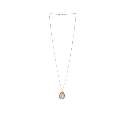 Long necklace with MOP Arielle