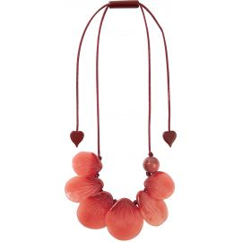 Collier ajustable 7 pétales roses BLOOM - Zsiska