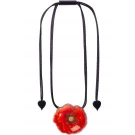Poppy adjustable necklace PRIMAVERA - Zsiska