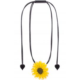 Sunflower adjustable necklace PRIMAVERA - Zsiska