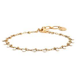 COMPLICES-GUINGUETTE chain bracelet ecru - Franck Herval