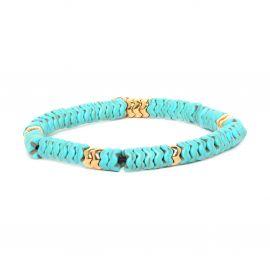 WAVE zigzag bracelet AS - Franck Herval
