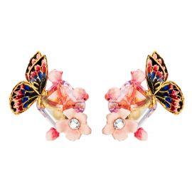 Boucles d'oreilles tiges Hanami Hanami -