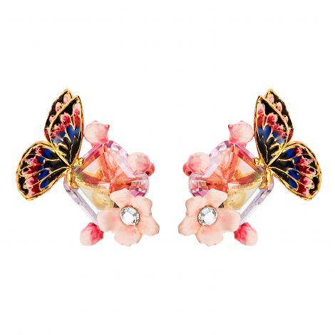 Boucles d'oreilles tiges Hanami Hanami