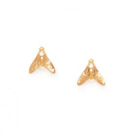 boucles d'oreilles abeille Abelha - Franck Herval