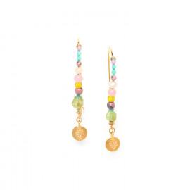 XL hooks woven beads Camily - Franck Herval