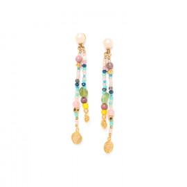 fresh water pearl post earring Camily - Franck Herval