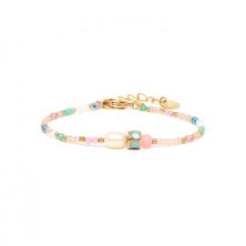 bracelet fin fermoir mousqueton Camily - Franck Herval