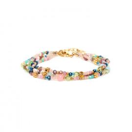 3 rows bracelet Camily - Franck Herval