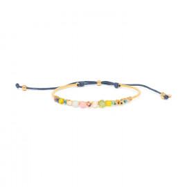bracelet rigide perles tissées Camily - Franck Herval