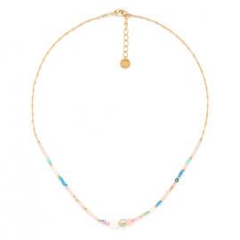 collier fin 5 mini perles de culture Camily - Franck Herval