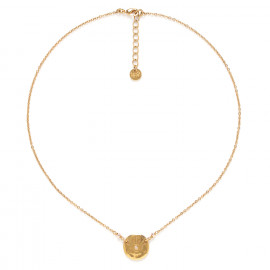 round disc necklace Celeste - Franck Herval
