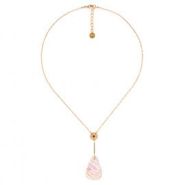 collier pendentif Nacre triangle Coralie - Franck Herval