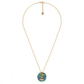 reversible pendant necklace Danna - Franck Herval