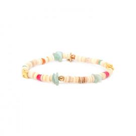 bracelet extensible heishi coquillage Isis - Franck Herval