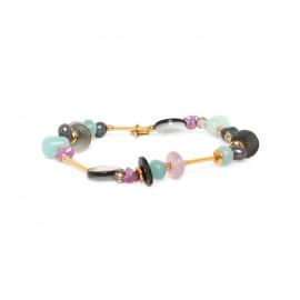 bracelet extensible multi matières Marta - Franck Herval