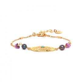 oval thin bracelet Marta - Franck Herval